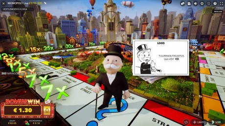 Maailma populaarseim lauamäng jõudis live-kasiinosse, mängida saab ka Eestis!