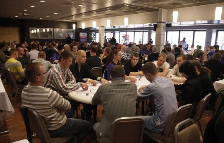 Eesti meistrivõistlused pokkeris 6.-16. aprill 2016