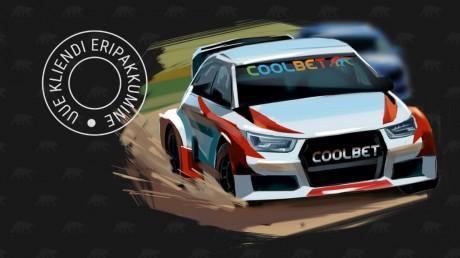 Eridiil jätkub: uued Coolbeti mängijad saavad ka tänavu riskivaba 50€ WRC panuse