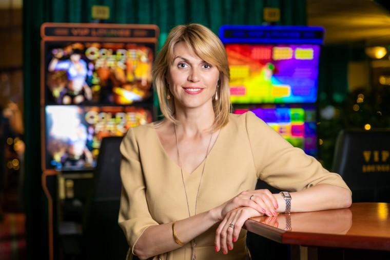 Kaks aastat Novolotot reforminud Urve Palo lahkub kasiinoärist