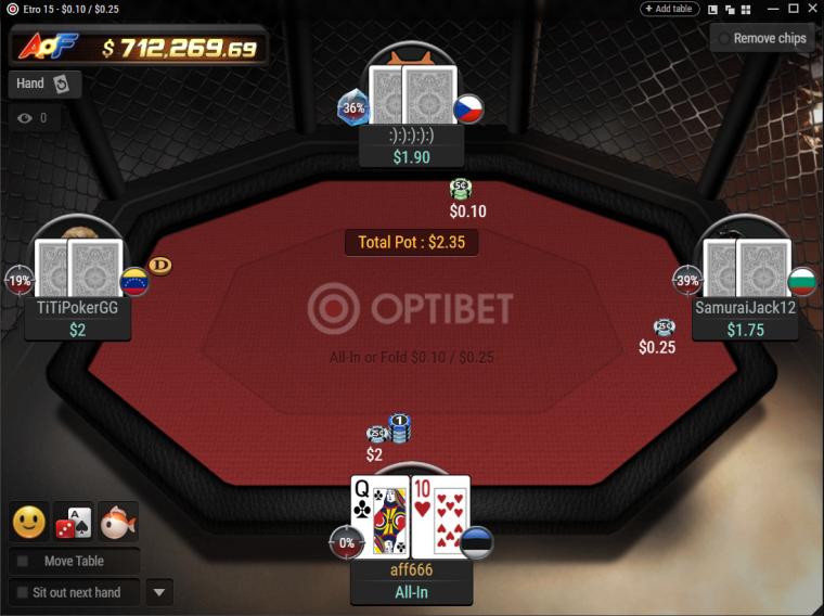Optibet toob Eestisse 50 miljoni dollarilise garantiiga pokkerifestivali!