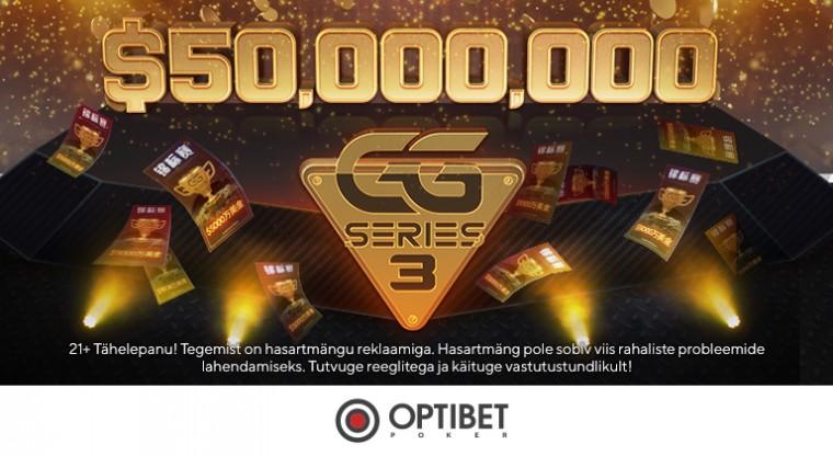 Pühapäeval, 8. septembril algab 50-miljonilise garantiiga online-festival