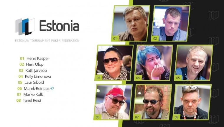 TÄNA: Eesti pokkerikoondis asub jahtima võistkondlikku Euroopa meistritiitlit