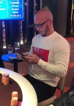 7. koht - Kalle Sammalisto €3000