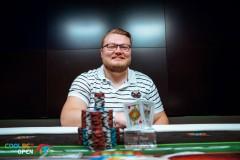 1. koht Ott-Kaarli Toome € 71 700