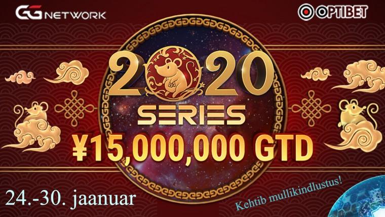 Hiina Uue Aasta Festival: võistle Optibeti pokkeritoas 15 miljonile jüäänile!