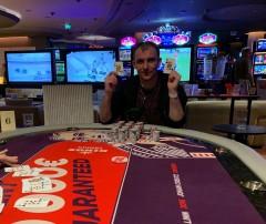1. koht Jimmy Philippe Dewerdt € 2150