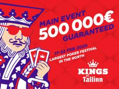 Kings of Tallinn 2020 alustab