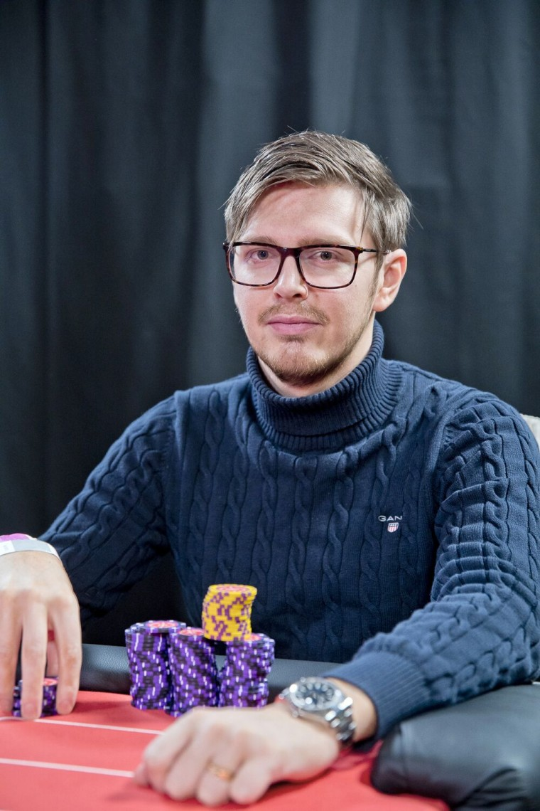 Kristian Zitting napsab duubli