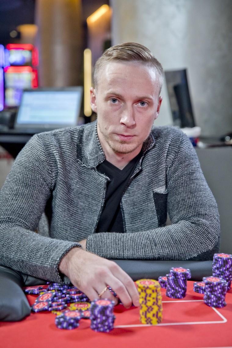 6. koht Daniel Belov 20 800 €