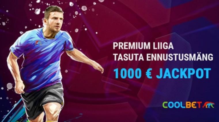 Teisipäeval algab Premium Liiga - vaata Coolbeti eripakkumisi!
