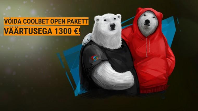 Võida 1300-eurone pakett sügisel Tallinnas toimuvale suurturniirile!