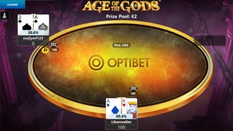 Võimalik ka pokkeris: võida sadu tuhandeid kõigest ühe euroga!