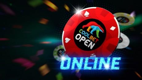 Algas sügisene Coolbet Open Online: 60 000 eurot GTD!