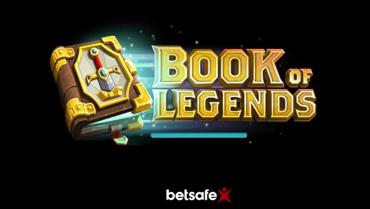 Sel nädalal Betsafe'is: Võta kuni 225 tasuta spinni Book of Legends slotikal!