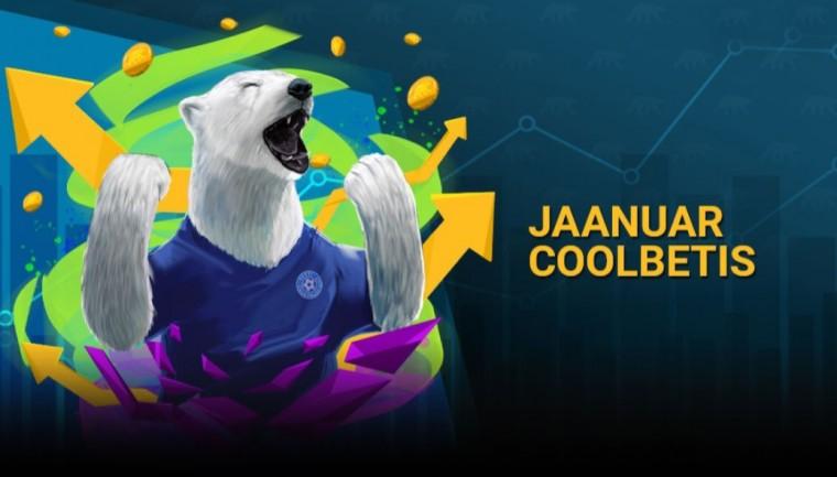 Coolbeti Eesti kliendid tegid jaanuaris e-spordis kuuekohalise käibe