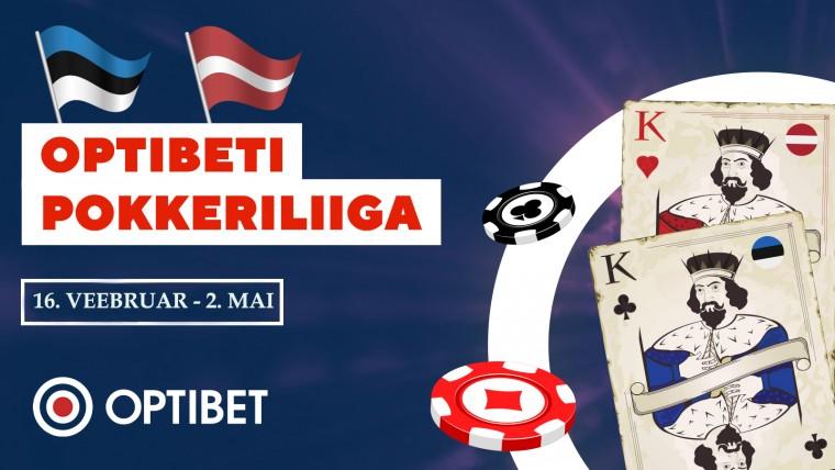 Optibetis käivitub vinge pokkeriliiga: võida raha ja palju hinnalist tehnikat!