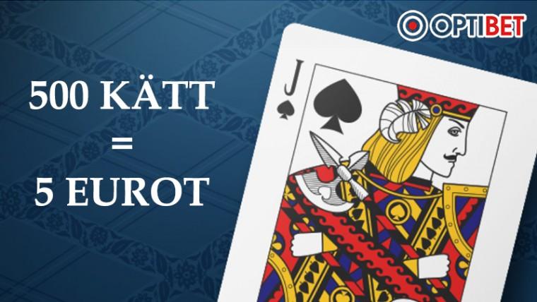 Mängid Optibetis pokkerit? Kuidas saada iga päev täiesti niisama 5 EUROT?