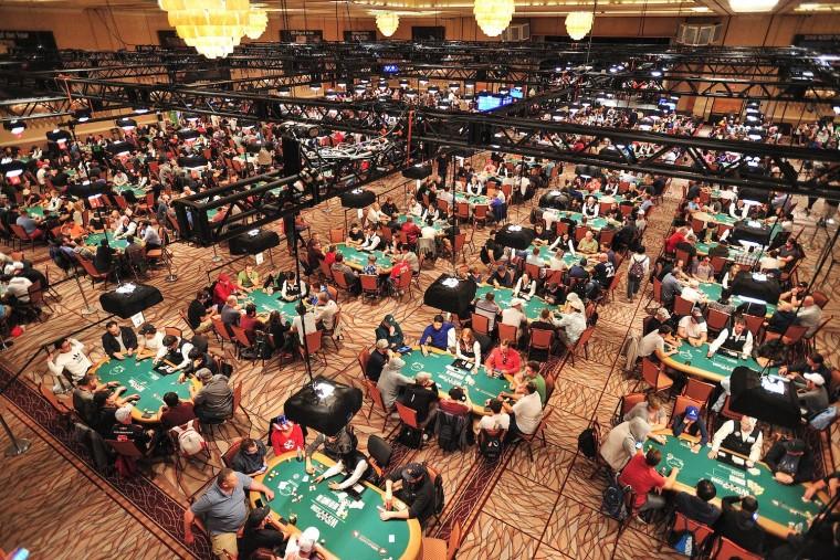 Pokkeri maailmameistrivõistlused (WSOP) toimuvad tänavu nii lives kui onlines