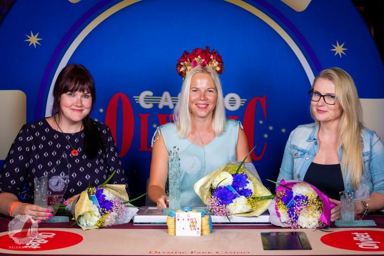 Eesti naiste pokkeriliiga 2020 võitjaks tuli Leone Kala