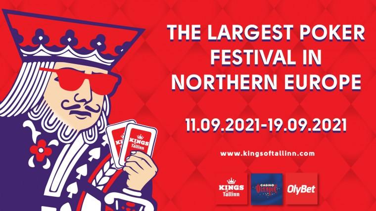 Laupäeval algab Kings of Tallinn 2021 festival, loe kuidas tasuta pilet võita!