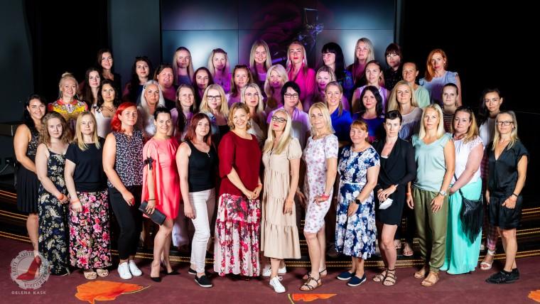 Eesti naiste pokkeriliiga 2021 algab 5. oktoobril
