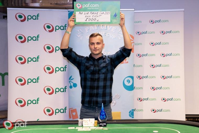 Pafi pokkerikruiisi põhiturniiri võitis Ardo Tiirik, kõrvalturniiri Rasmus Kurm