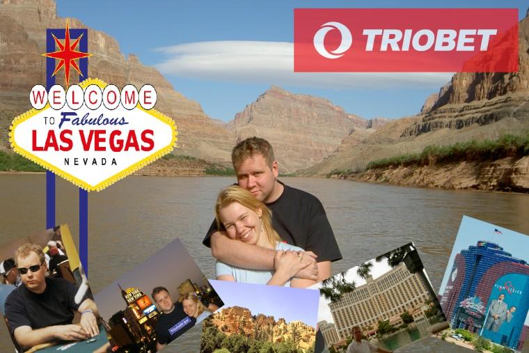 Reisiblogi: Triobetiga Las Vegases