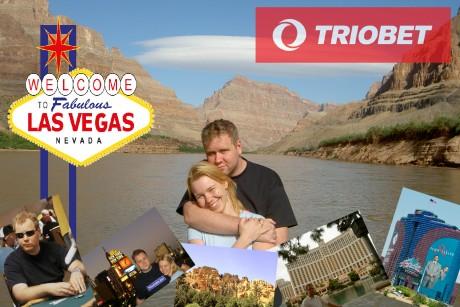 Triobetiga Las Vegases - Leiboldite reisi- ja pokkeriblogi