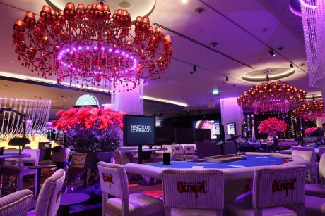 Olympic Park Casino avatud - täna heategevuslik pokkeriturniir!