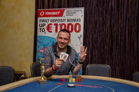 Tarmo Tammel võitis ka Saaremaa meistritiitli!