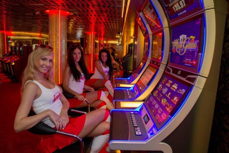 Sündmusterohke suvekuu Grand Prix kasiinodes