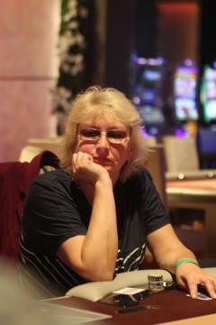 56. koht Irina Pulatova € 105