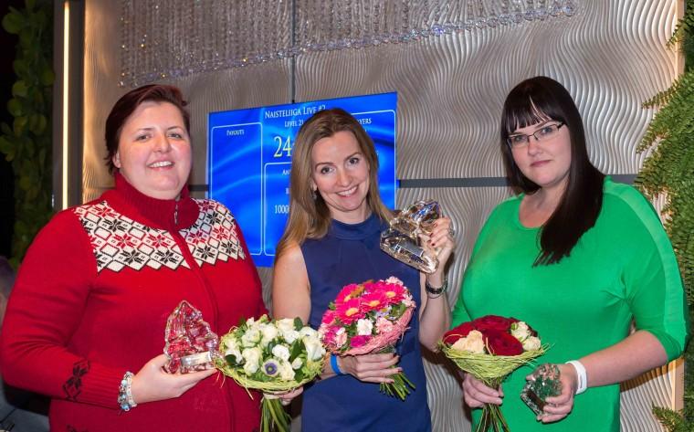 Eesti naiste pokkeriliiga 2016 võitis Irene Ligi