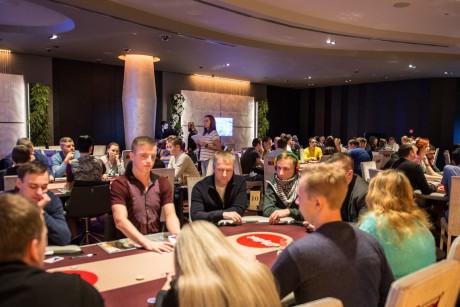 Tallinnas algas populaarse Triobet Live pokkeriturnee 11. hooaeg