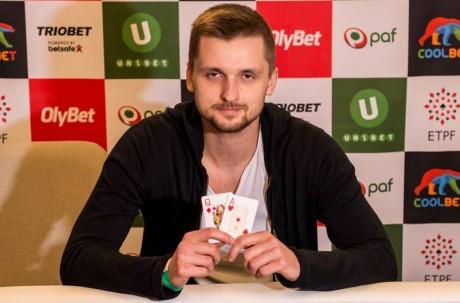 EMV 2017 avaturniiri võitis nimekas pokkeriproff Matthias Tikerpe