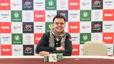 Rekord! EMV rahvaturniiril osales 698 pokkerimängijat!