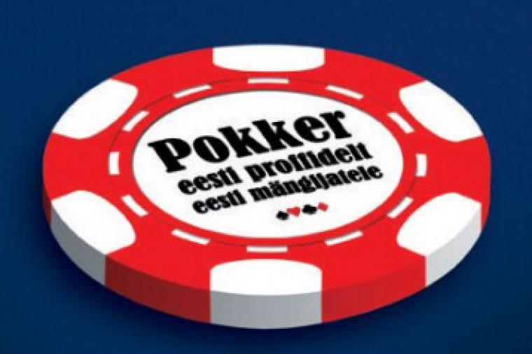 Eestikeelsed pokkeriraamatud
