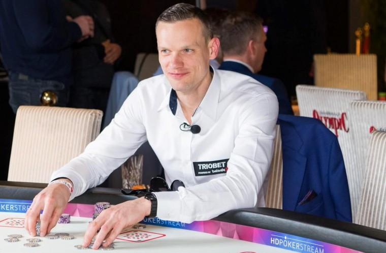 Pärnu meistrivõistlused toovad suvepealinna tõelise pokkeristaaride paraadi
