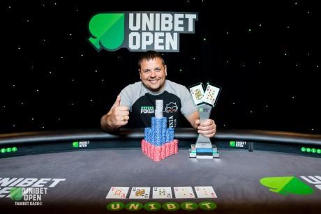 Kaarel Lepik võitis Taanis Unibet Open põhiturniiri!