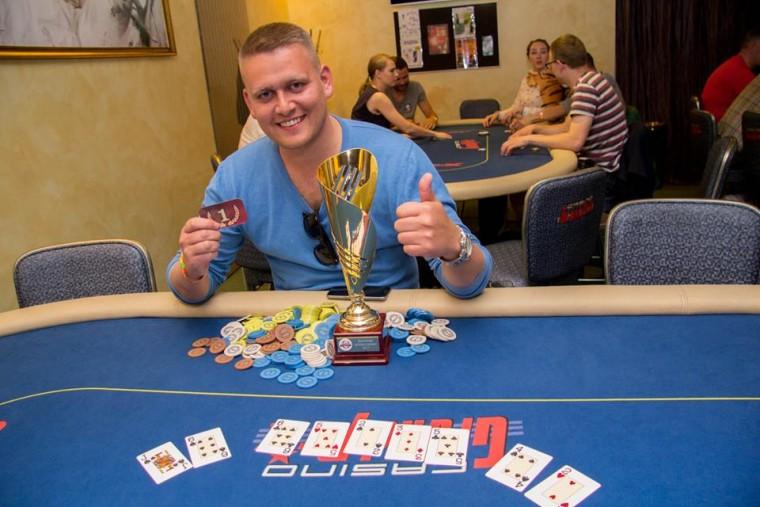 Panigi ära! Tantsutähest pokkerisõber Mairold Millert on Saaremaa meister!
