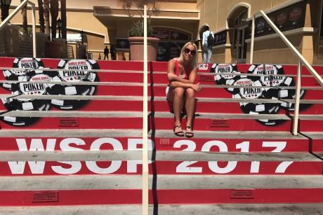 Siiri Saar tegi WSOP-l eduka debüüdi!