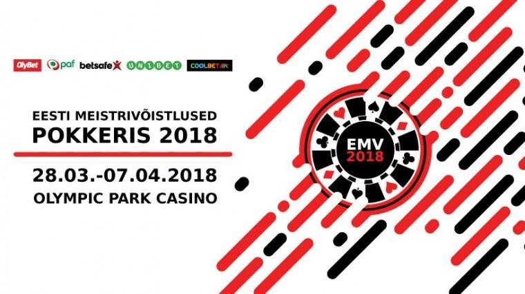 Vaid loetud hetked stardini: EMV 2018 algab 28. märtsil!