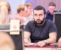 48. koht Sergei Oganesjan € 115
