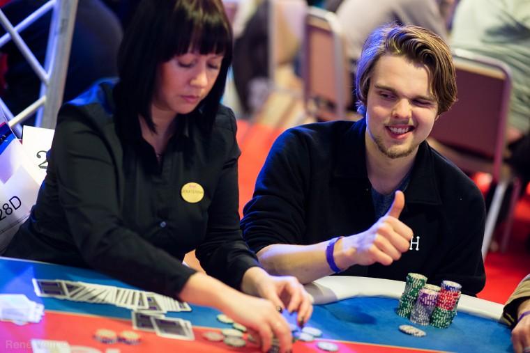 Ranno Sootla aitas pokkerit mängides koguda 5241 eurot Pardiralli toetuseks
