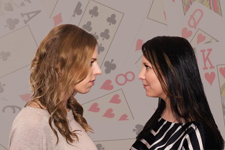 Üks-ühele intervjuu: Anneli Jõudna ja Carmen-Elina Kupri