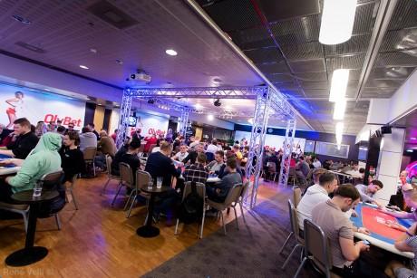 OlyBet Kings of Tallinn pokkerifestivalil osales 737 mängijat