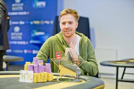 Mario Linno teenis Maltal pokkeriturniiri võiduga üle 24 000 euro