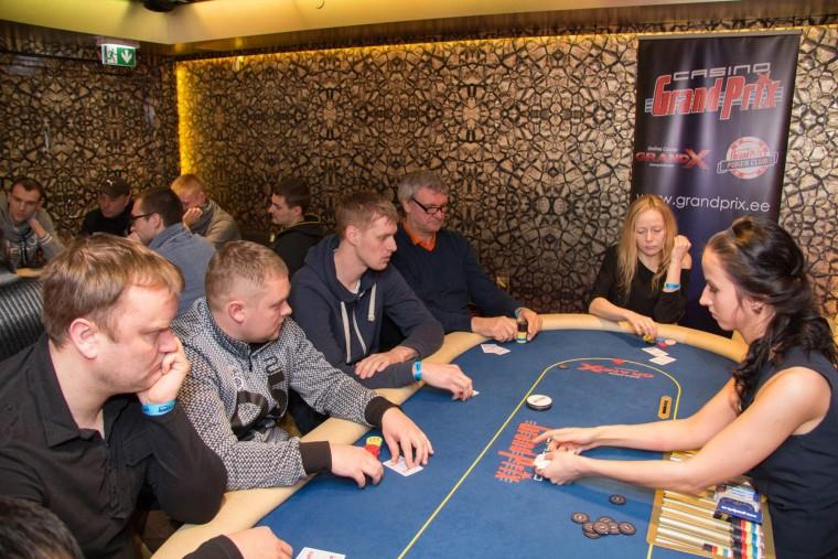 Reedel toimub Port Arturi kasiinos €2000 GTD pokkeriturniir